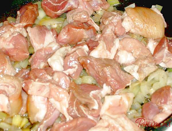 Calim ceapa pentru ciorba de fasole cu ciolan