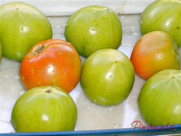 Gogonele pentru salata de gogonele