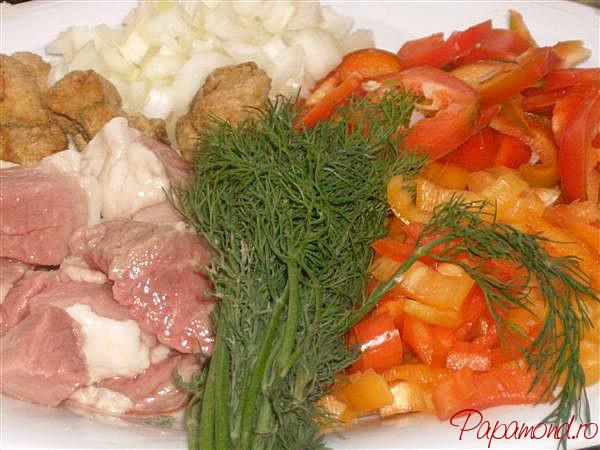 Ingrediente varza de Bihor