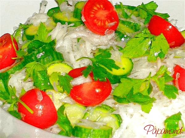 Salata de ridiche