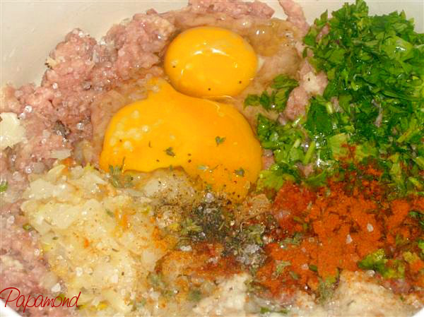 compozitie pentru chiftelute marinate in sos