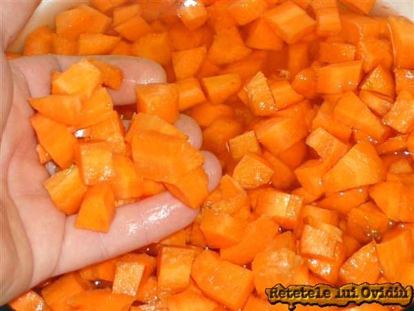 dulceaţa de morcovi