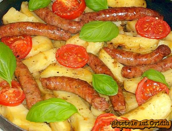 carnati cu cartofi