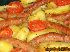 carnati pe cartofi
