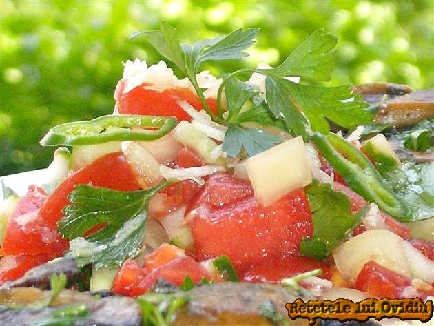 salata salsa