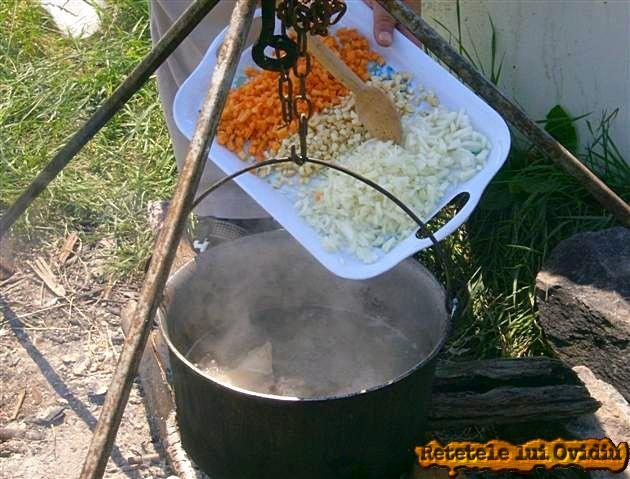 Legume pentru ciorba de vacuta acrita cu agurida - www.papamond.ro