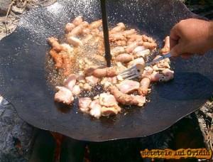 Paella pe disc