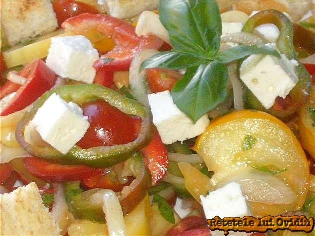 reteta de salata cu de toate