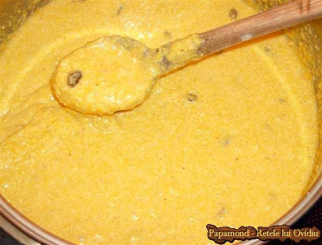 Malai dulce sau prajitura cu malai (3)