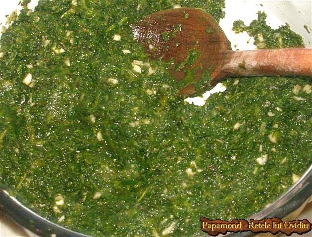 urzici cu ciuperci si oua 8