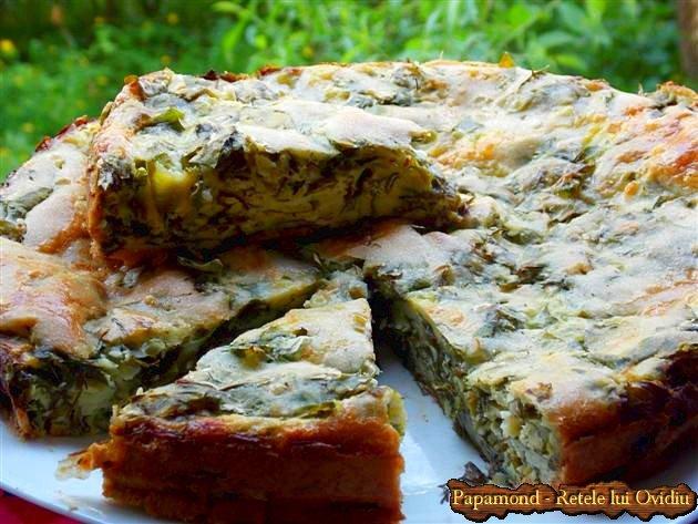 tarta cu spanac  11