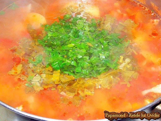 ciorba de cartofi noi cu afumatura 1 (2)