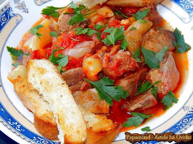 tocanita taraneasca de curcan cu sos pe saturate - Papamond.ro (16)