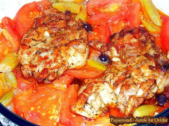 mancare de bame cu carne de pui - www.papamond.ro (11)