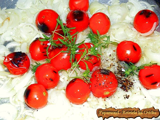 fasole prajita servita in lipie www.papamond.ro (19)