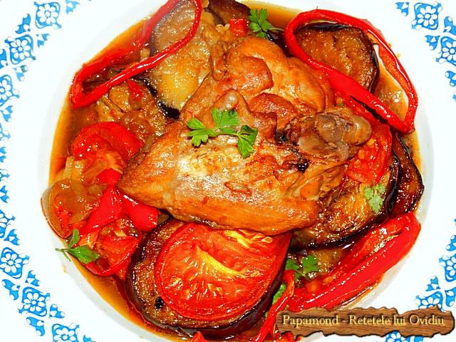 mancare de vinete cu carne de pui - www.papamond. ro (18)