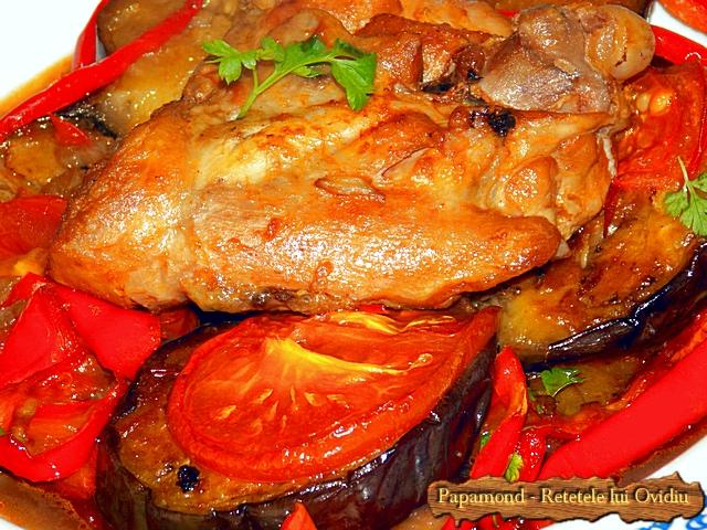 mancare de vinete cu carne de pui - www.papamond. ro (24)