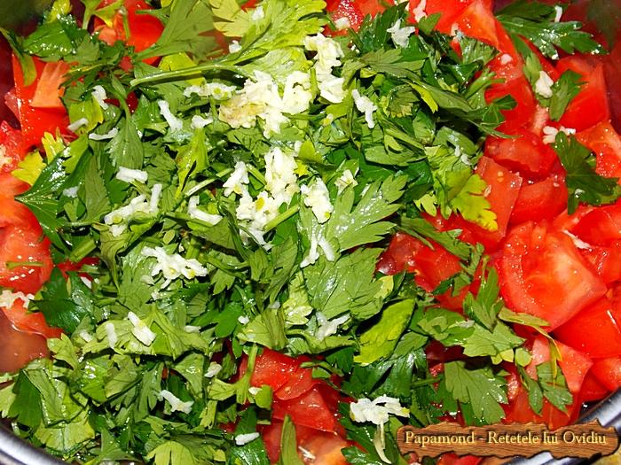 hering prajit cu salata salsa  6