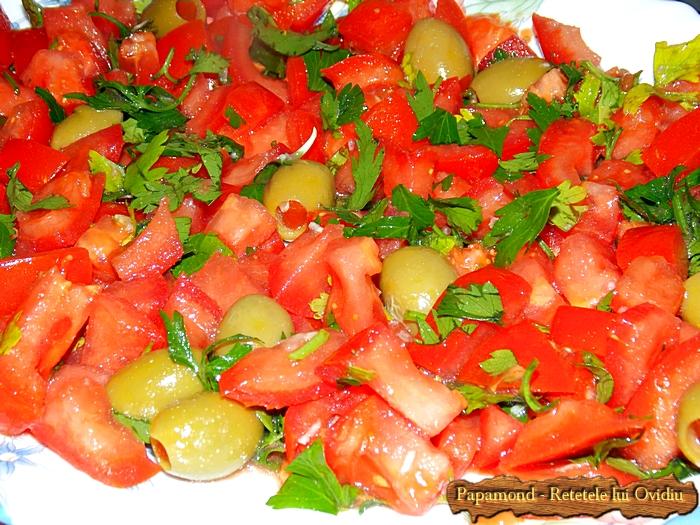 hering prajit cu salata salsa  7