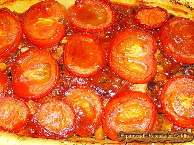 plachie de praz, cu ciuperci si masline - www.papamond. ro (12)