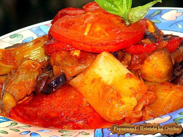 plachie de praz, cu ciuperci si masline - www.papamond. ro (19)