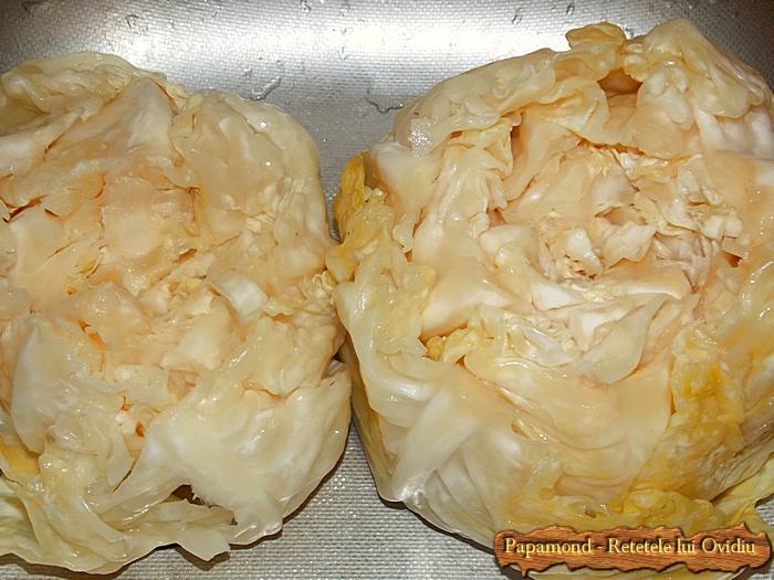 Krautsuppe. Supa de varza cu ciolan afumat si carne de curcan - www.papamond. ro (3)