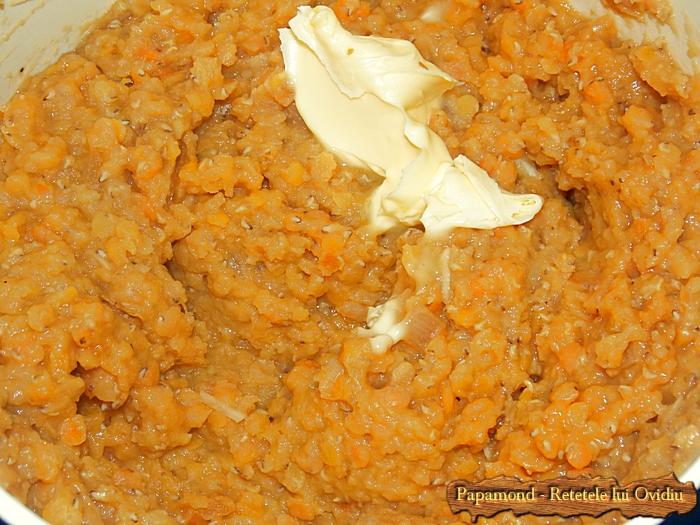 piept de pui cu piure de linte si ciuperci sote - www.papamond. ro (7)
