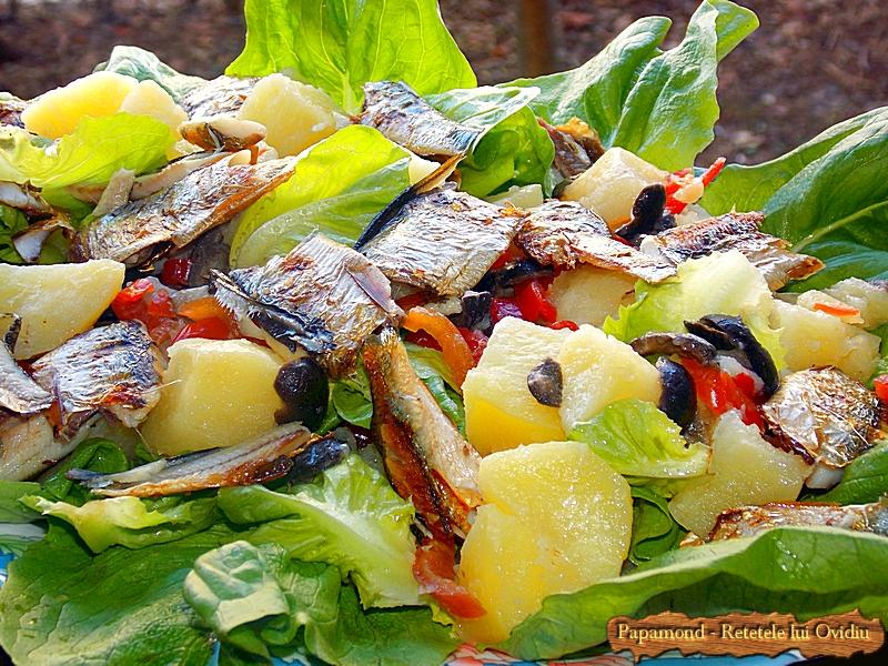 salata cu peste - www.papamond. ro (2)