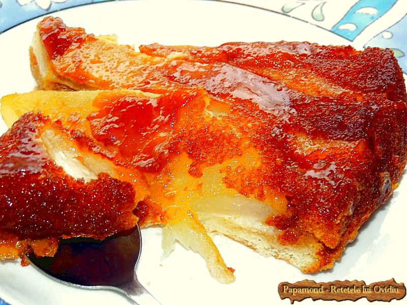 tarta cu pere si pandispan - www.papamond. ro (14)