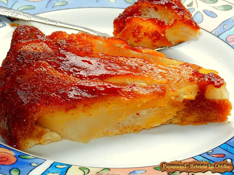 tarta cu pere si pandispan - www.papamond. ro (15)