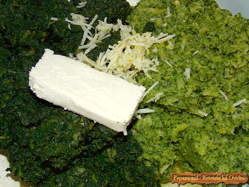 Piure de urzici cu brocoli. Cu piept de pui pe gratar 5