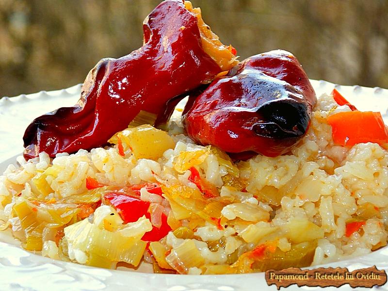 Raci oltenesti pe orez, la cuptor - Papamond 17