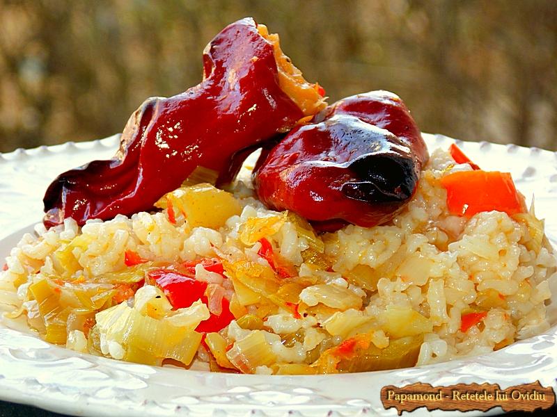 Raci oltenesti pe orez, la cuptor - Papamond 18
