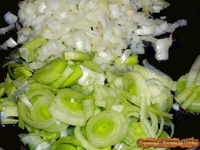 Raci oltenesti pe orez, la cuptor - Papamond 3