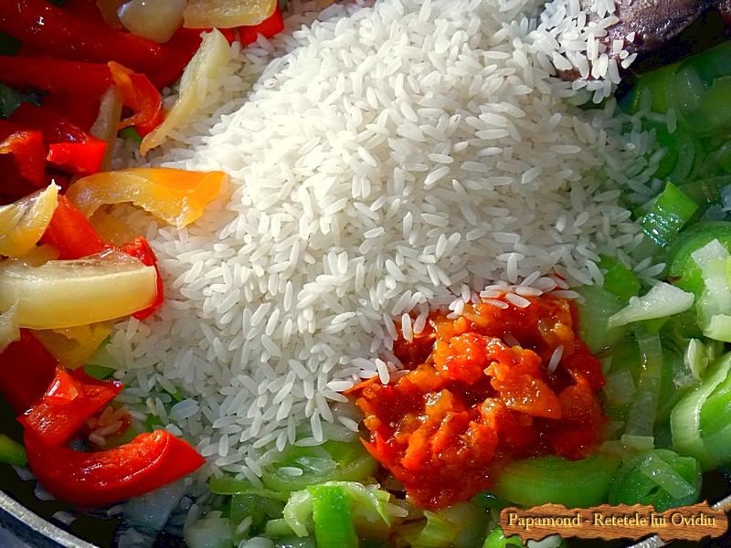 Raci oltenesti pe orez, la cuptor - Papamond 5