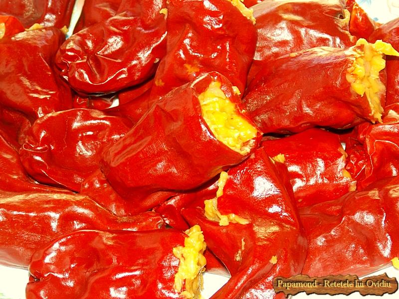 Raci oltenesti pe orez, la cuptor - Papamond 8