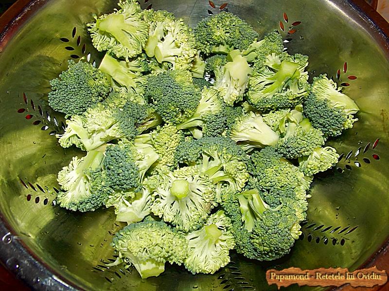 Salata de Broccoli si Cartofi cu Masline Picante (5)