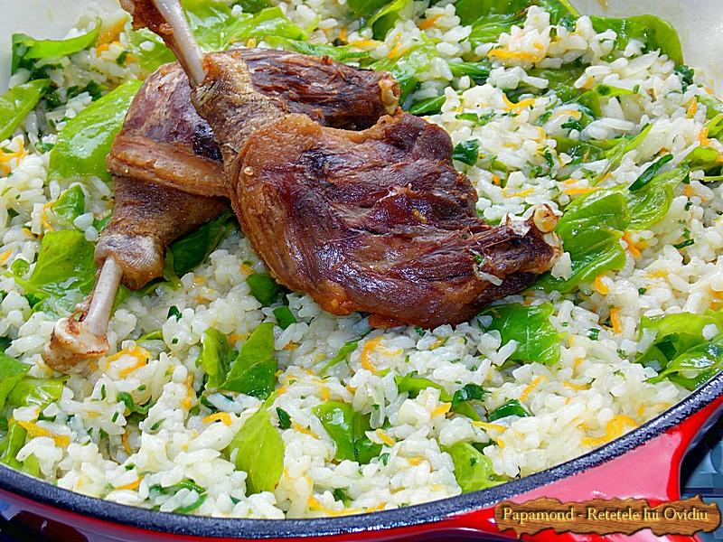 Pilaf de orez cu loboda (7)