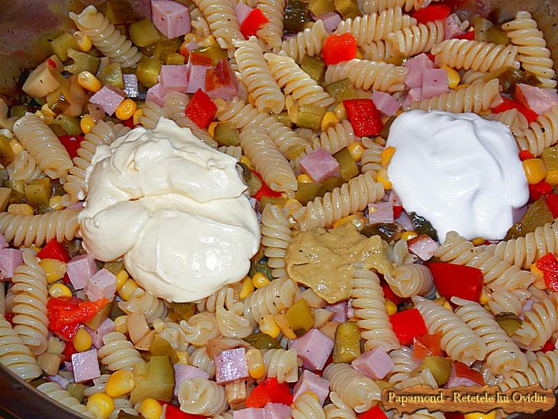 Salata de Paste 4