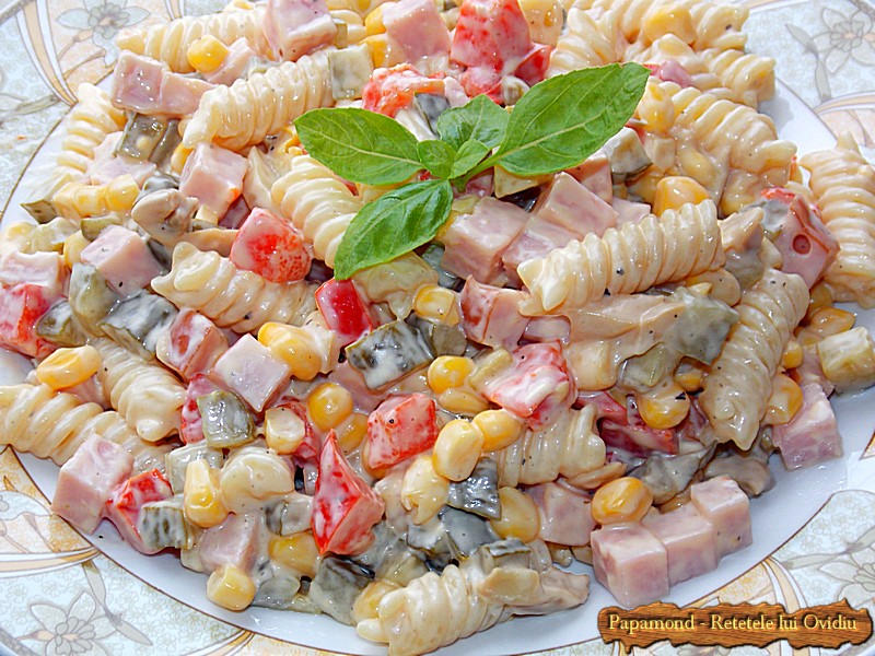 Salata de Paste 5