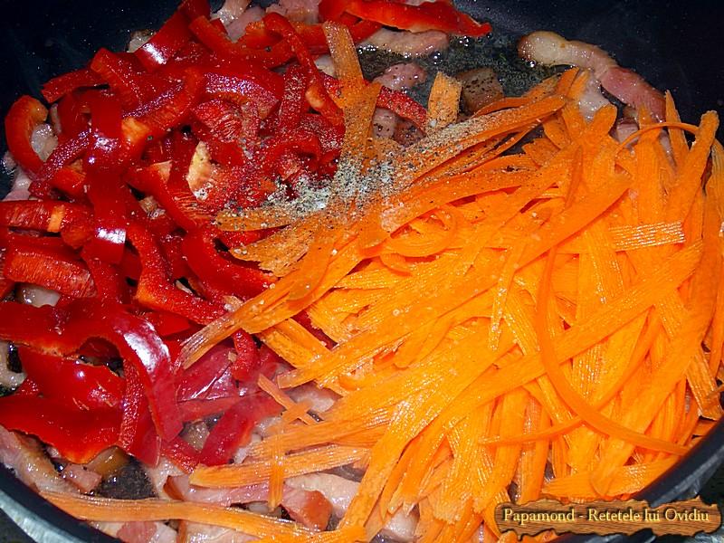 Salata De Varza Chinezeasca Cu Bacon 3