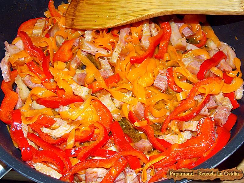 Salata De Varza Chinezeasca Cu Bacon 4