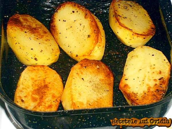 cartofi fondanti